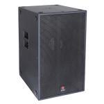 Buy cheap Single 18'' Sub 1250W RMS Power pro audio subwoofer power sound loud speaker product