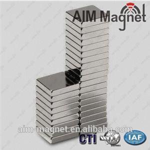 Buy cheap N52 Block Neodymium Magnet 10x3x2mm product