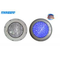 Buy cheap DMX / WIFI Control Underwater Stainless Steel Surface Mounted LED Pond Light product
