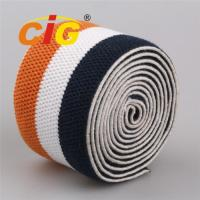 Buy cheap Eco Friendly Custom Woven Elastic Belt Garments Accessories Elastic Band product