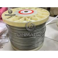 Buy cheap Heater Core Nichrome Alloys Wire 19 Strands Cr20Ni80 NiCr Heating Wire 0.523mm from Wholesalers