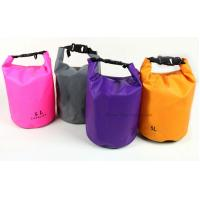 Buy cheap Custom Color Waterproof Dry Bags Cylinder 5L Tarpaulin With Heat Seal Technique product