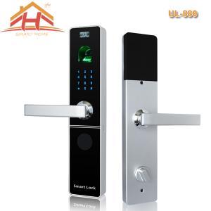 Buy cheap Portable Full Smart Home System Keyless Biometric Fingerprint Door Lock from wholesalers