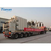 Buy cheap 132kv Outdoor Distribution Emergency Power Mobile Transformer Substation product