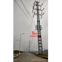 110KV and 10KV double circuit suspension tower