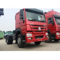 Buy cheap Heavy Duty Prime Mover Truck 336HP Engine HOWO76 Cabin 4x2 Driving Type product