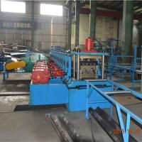 Buy cheap Heavy Duty Tri Beam And W Beam Guardrail Roll Forming Machine With High Speed product