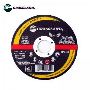 Buy cheap 115mm Multi Material General Abrasive Multi Purpose Cutting Disc product