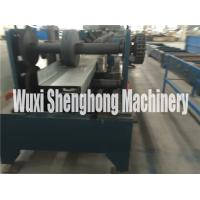 Buy cheap Easy Control C Z  Purlin Roll Forming Machine 3 Minutes Change Speed product