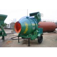 Buy cheap Electric Power JZC350 Concrete Mixer Reversing Drum Series Concrete Machine product