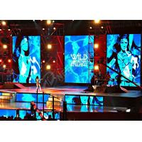 Custom Electronic SMD Curtain Transparent LED Screen Display For Stage And Show