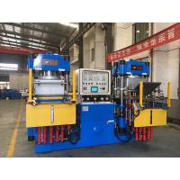Buy cheap 250T Vacuum Thermo Compression Molding Machine 4RT Die Opening With Safety Grating product