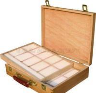 Buy cheap ECS16205, Wooden Box, Two Layers Clapboards Wooden Box, Beech or Elm Box product