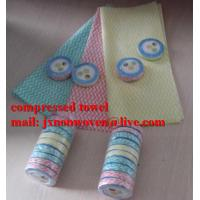 China NON-WOVEN COMPRESSED TOWEL COMPRESS TOWEL  on sale