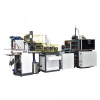 Buy cheap Smart Automatic Rigid Box Making Machine With Servo Optical Fiber Positioning System product