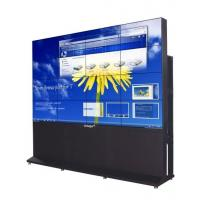 Buy cheap Smart super narrow video wall monitors / led tv advertising screen billboard product