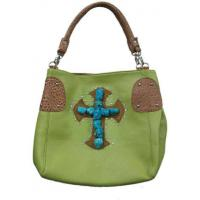 Buy cheap low price pu leather turquoise bags cowgirl style purse product