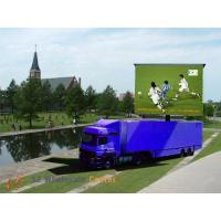 Buy cheap Outdoor SMD Led Bus Display Led Advertising Signs product