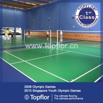 Buy cheap Badminton Sports Floor/PVC Roll Plastic Sports Flooirng product