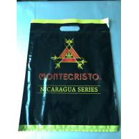 Buy cheap Custom Moisturizing Cigar Bag / Plastic Cigar Wet Bag W130 X L220mm Size product