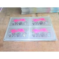 Buy cheap OK3D Lenticular plastic soft printing picture flexible 3d flip zoom morph motion animation lenticular printing service product