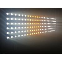 China Light Weight LED Par Stage Lights 36*3W Cree LED Lamp Dmx512 Easy Installation on sale