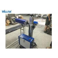 Buy cheap 20W Wisely Portable Fiber Laser Marking Machine With Ezcad product