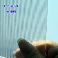 Buy cheap 3D Lenticular Lens Sheet 18lpi 120cmx240cm 3mm lenticular board for  3D lenticular wedding photo Colombia product