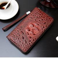 Buy cheap Men's 2016 new European and American crocodile pattern purse fashion trends temperament Men's hand product