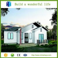 China cheapest economic prefabricated houses prices China construction company on sale