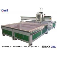 Buy cheap Computerized 3D CNC Wood Carving Machine , Durable Woodworking CNC Router product