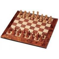 Buy cheap Peach-wood Color Magnetic Chess product