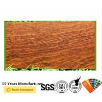 Buy cheap 3D Stable Heat Transfer Powder Coating High Imitation Wood Grain SGS Approval product