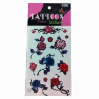 Buy cheap Tattoo Stickers for Children, Available in Various Designs product