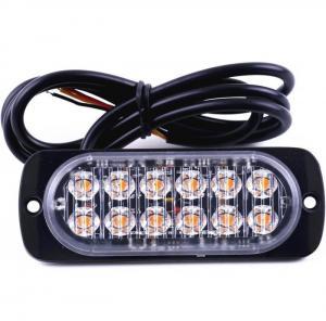 Buy cheap Universal Super Bright Car Truck Warning Light Caution Emergency strobe light 12-24V 36W product