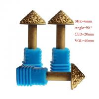 Buy cheap Compact Size Diamond Engraving Tool ISO Certificated For Carving Character product