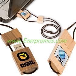 China Sierra Wooden 2GB USB Drive 2.0 on sale