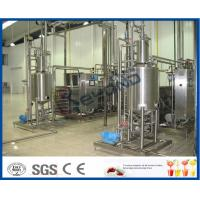 China Soy Milk Fermentation Process, Industrial Yogurt Machine , Cheese Yogurt Making Equipment on sale