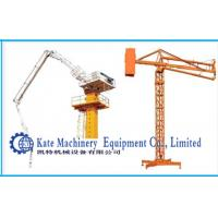 Buy cheap 2014 HOT SALE Used concrete Pump with Placing Boom product