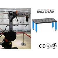 Buy cheap Heavy Duty MIG Welding Manipulator Stable Platform Single Arc Submerged product