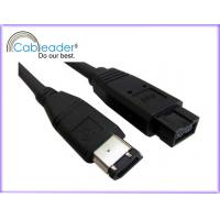 Buy cheap IEEE 1394 Firewire Cable A type Male to B Female, a serial bus interface standard product