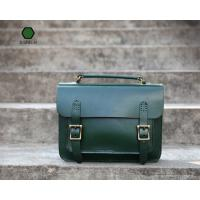 Buy cheap Green Handbag Manufacturers China Online Wholesale Leather Handbags product