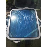 Buy cheap Aluminum Alloy Frame Wheel Marine Replacement Windows Fixed Ship Windows product