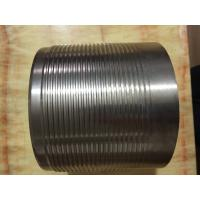 "Buy cheap Super SS Steel Oil Pipe Tubing And Casing Connection OD 2 3/8""- 4 1/2"" from Wholesalers"