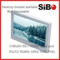 In Wall Mounted Android Tablet PC With POE For Smart Home Control