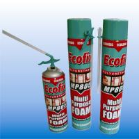 Buy cheap Insulation Spray Polyurethane Foam manufacturer/factory 750ml/500ml product