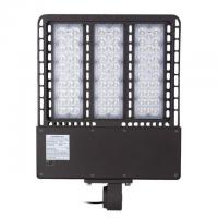 Buy cheap High Brightness Parking Lot Security Lights , Outdoor Shoebox Led Street Light 300w product