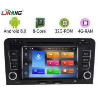 Buy cheap Touch Screen Gps Android Audi Car DVD Player With Bluetooth Playstore product