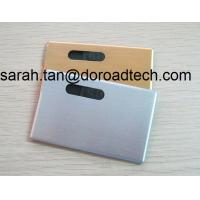 Buy cheap Credit Card USB Flash Disk product