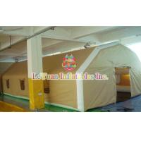 Buy cheap Large Tent  Inflatable for Group Camping Event , High Tarpaulin Closed Air Tent product